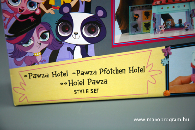 Littlest Pet Shop – Pawza Hotel - Hasbro