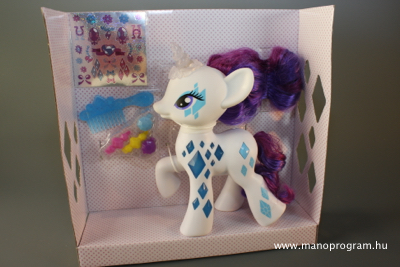 My Little Pony - Csillogó-Villogó Rarity