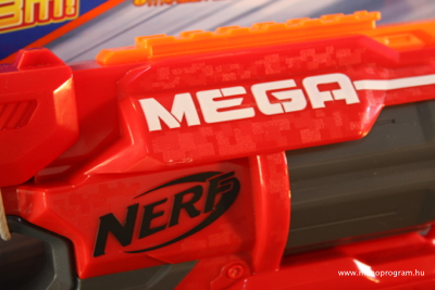 NERF - Rebelle Secrets & Spices - MEGA CYCLONESHOCK