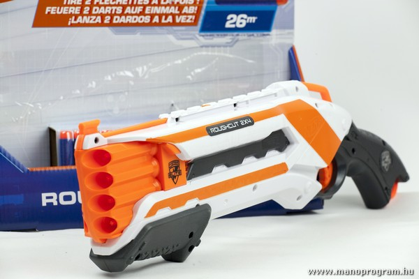 Nerf N-Strike Elit Rough Cut 2X4