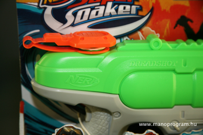Super Soaker Zombie Strike