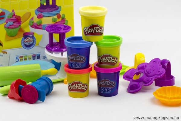 Play-Doh Kithen Creations
