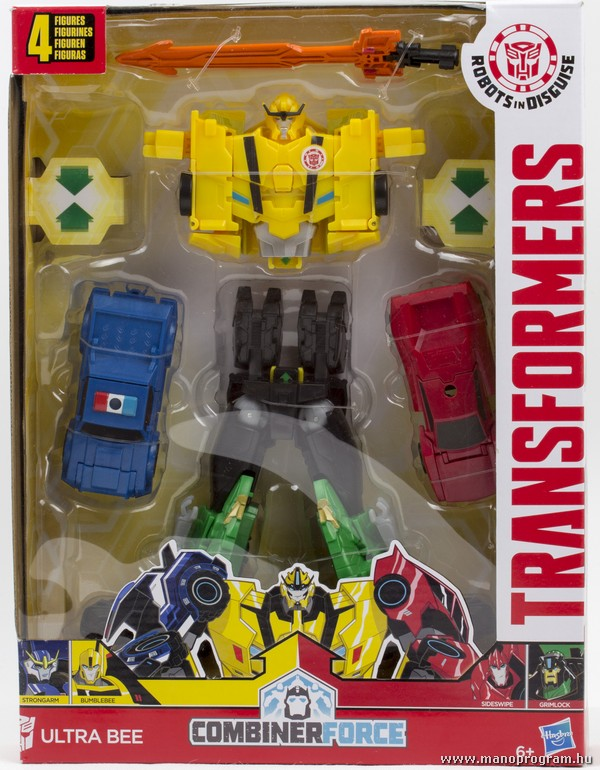 Transformers - Ultra Bee