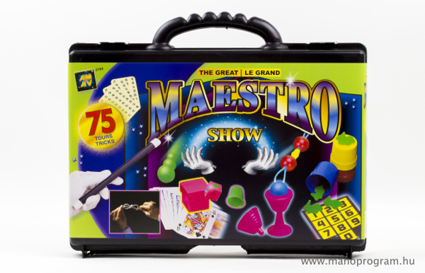 The Great Maestro Show