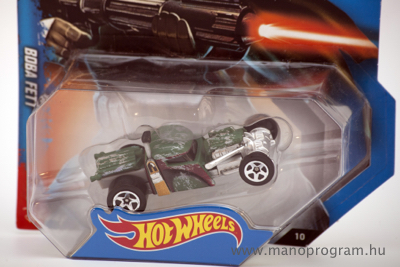 Hot Wheels Star Wars - Boba Fett