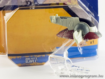 Star Wars Hot Wheels: Boba Fett Slave 1
