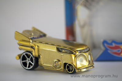 Hot Wheels C-3PO