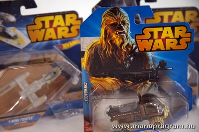 Hot Wheels Chewbacca