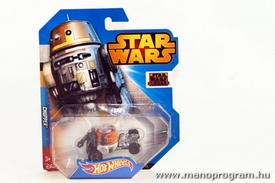 Hot Wheels Star Wars - Choppers