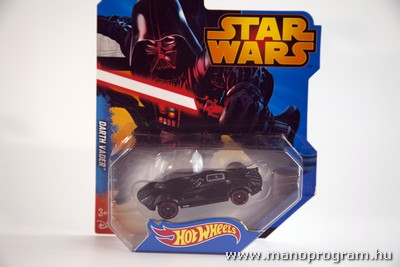 Hot Wheels Darth Vader