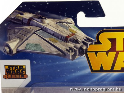 Star Wars Hot Wheels-Ghost