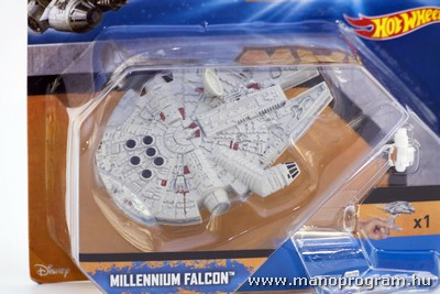 Hot Wheels - Millenium Falcon
