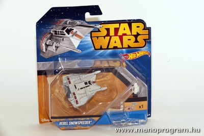 Hot Wheels: Rebel Snowspeeder