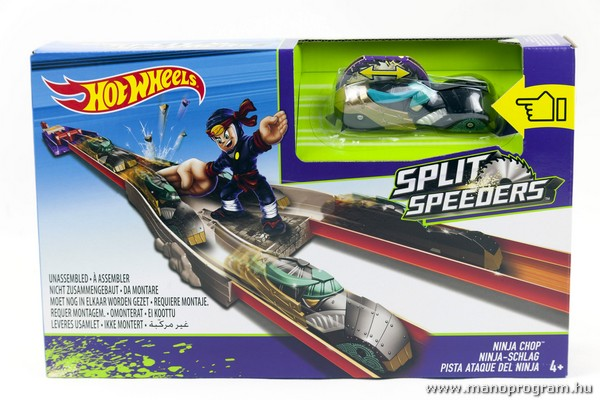 Hot Wheels - Split Speeders