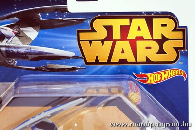 Hot Wheels Star Wars - Vulture Droid