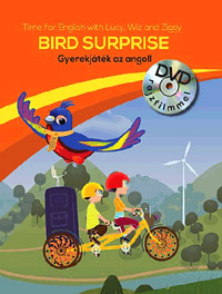 Time for English with Lucy, Wiz and Ziggy: Bird Surprise: Gyerekjáték az angol