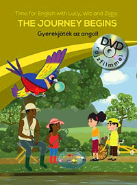 Time for English with Lucy, Wiz and Ziggy: The journey begins, Gyerekjáték az angol