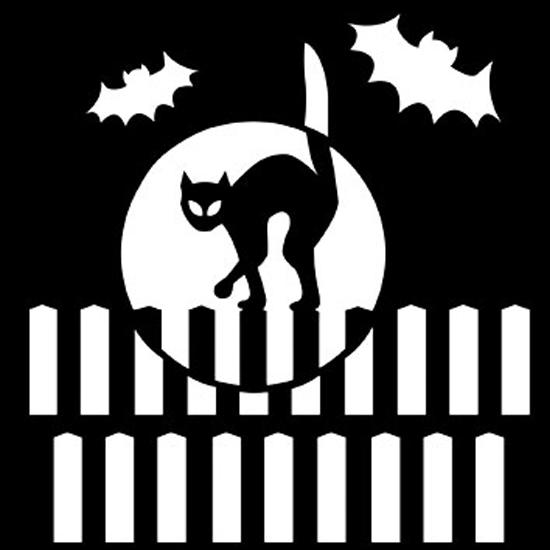 Letölthető Halloween tökfaragó sablon