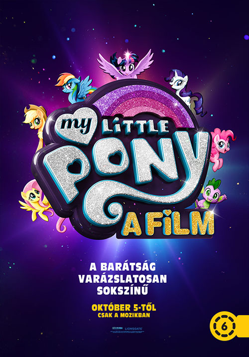 My Little Pony - A film (6E)